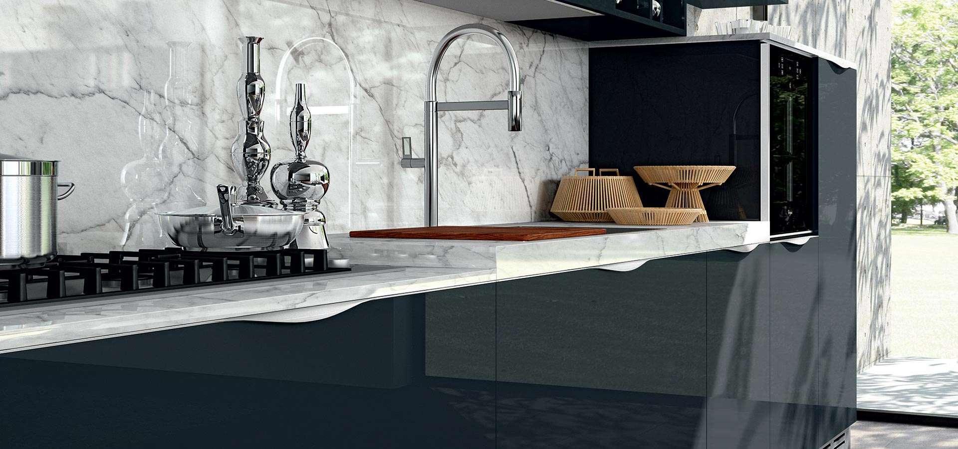 Muebles de cocina Sevilla funcionales