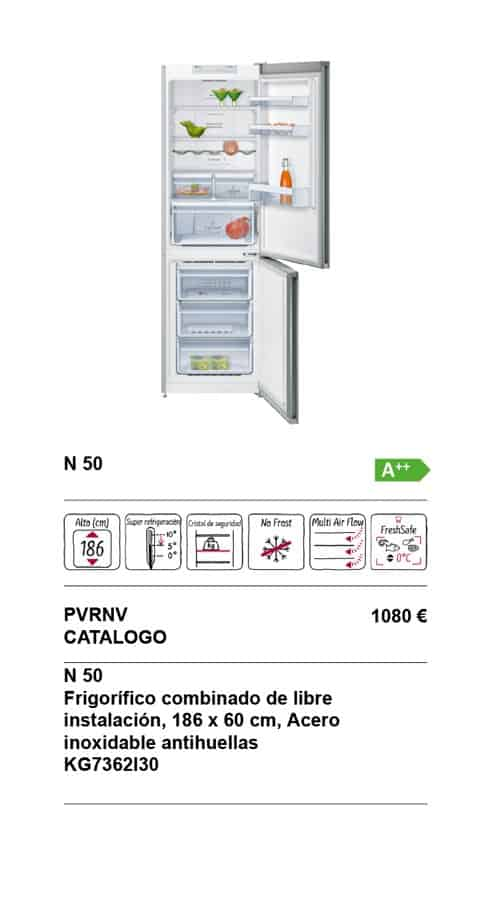 frigorífico NEFF