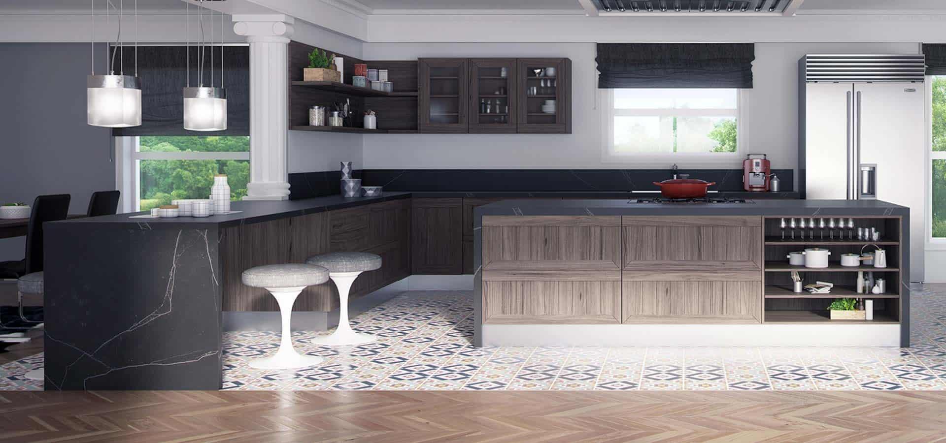 Cocinas de madera2