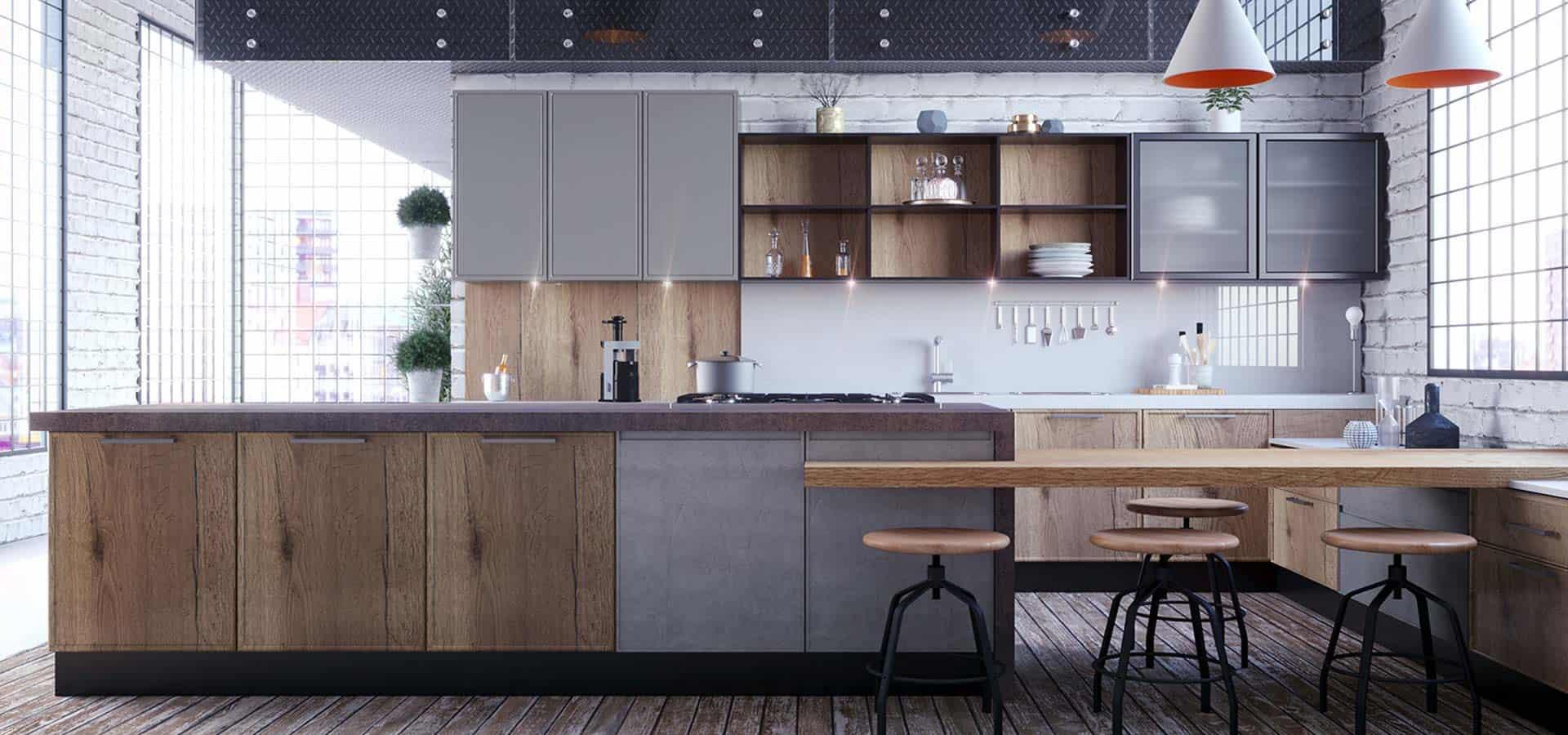 Cocinas de madera3