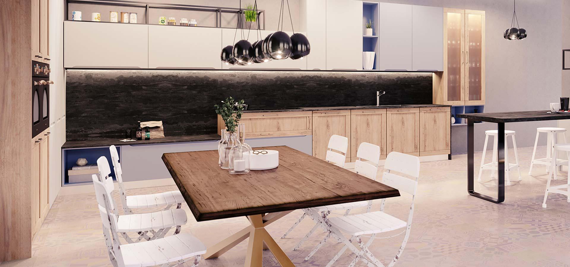 Cocinas de madera4